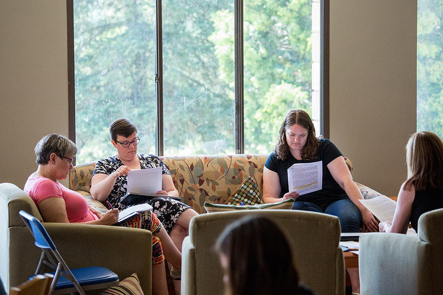 Greater Madison Writing project alumni institute