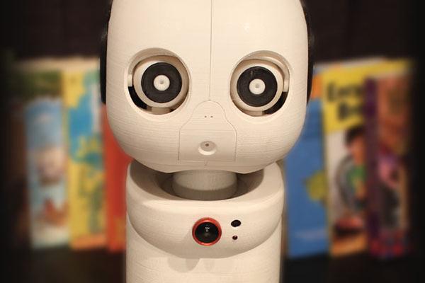 minnie the robot