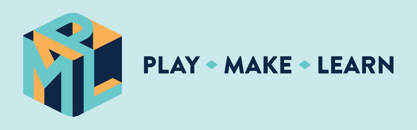 Play Make Learn Home page Hero Image