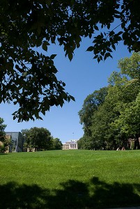 Bascom Hill at the University of Wisconsin-