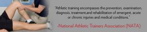 Athletic Training - NATA Quote