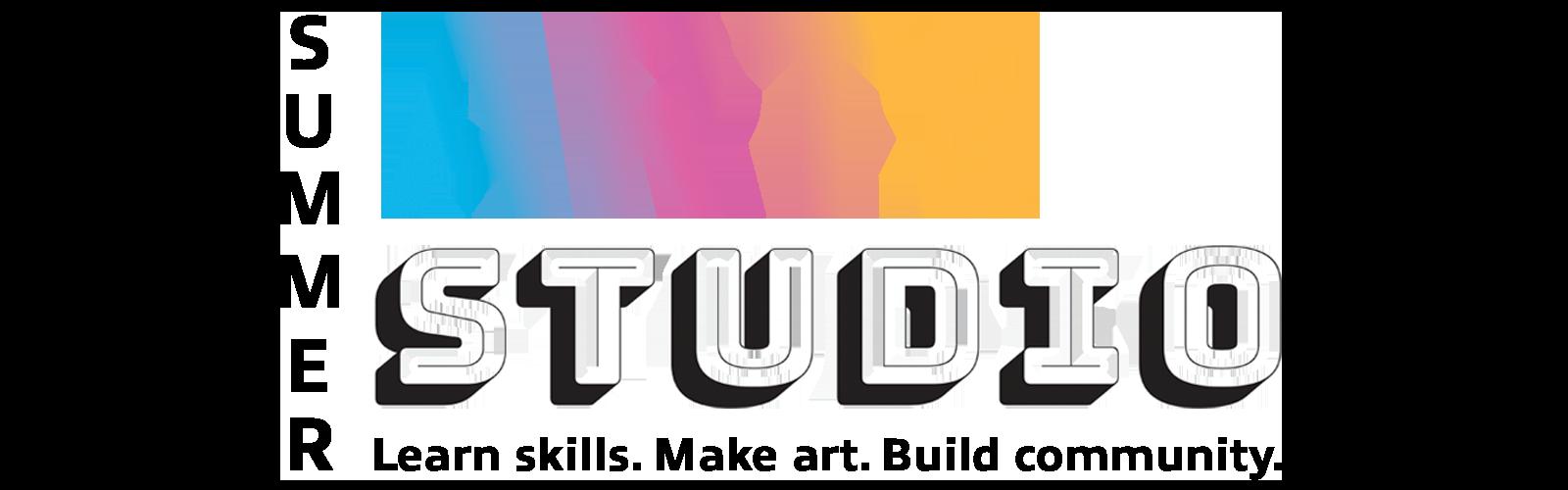 Summer Arts Studio Logo