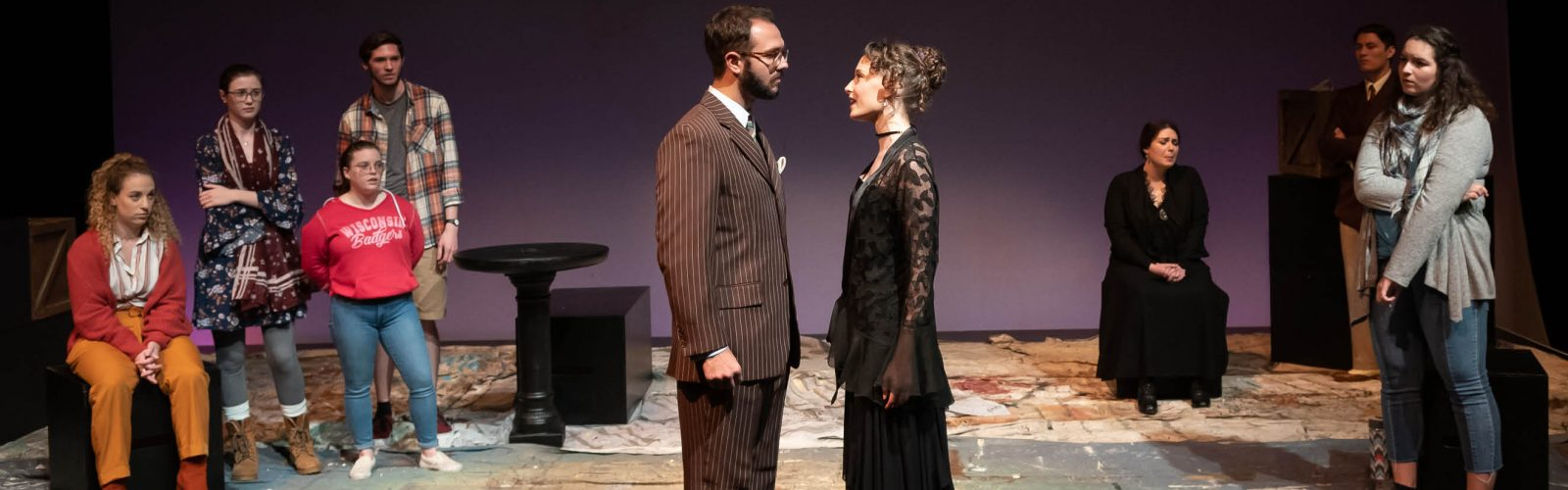Home - Theatre and Drama